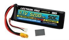 Lectron Pro 11.1V 5200mAh 50C Lipo w/ XT60 + CSRC adapter for XT60 to Traxxas