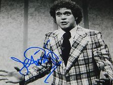 JOE PISCOPO Signed Autographed SKIT 8x10 PHOTO SATURDAY NIGHT LIVE Proof