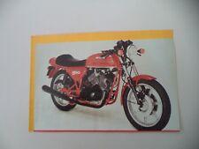 - RITAGLIO DI GIORNALE ANNO 1979 - MOTO MORINI 500