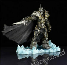World of Warcraft WoW Arthas Menethil Lich King Deluxe Action Figure Model