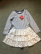 130 Hanna Andersson Twirl Dress Girls Size 8