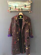 Vintage Korean Fashion Top Jacket Coat Long Jacket Cover One Size