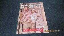 STITCHCRAFT Magazine juin 1969, gratuit et facile Fashion pour toute la famille