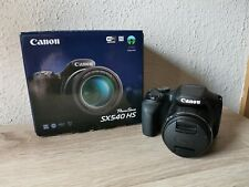 Canon PowerShot SX540HS, Superzoom, 50x Zoom, Digitalkamera, 20.3MP, Neuwertig!!
