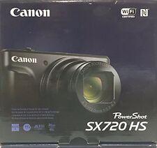 Canon SX720HS PowerShot 20.3 MP Digital Camera - Black