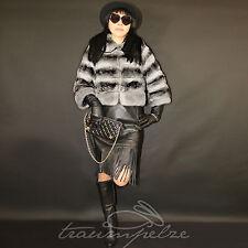 Taillenlange Jacken mit Pelz