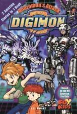 Digimon #03: Andromon's Attack (Digimon Digital Monsters)