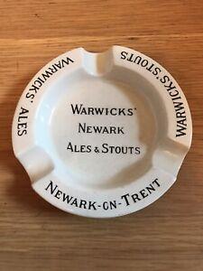 Warwicks Ales Ashtray
