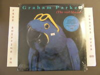 SEALED GRAHAM PARKER THE REAL MACAW LP W/ HYPE STICKER AL8-8023