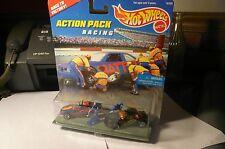 HOT WHEELS ACTION PACK RACING 1996 moc