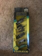 1995 BATMAN FOREVER 5 VEHICLES Boxed Set Die-Cast Metal Kenner NIP Batmobile