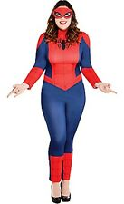 The Amazing Spider-Man Spider-Girl Female Adult Costume Plus Size 18-20 New 640