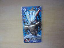 DC Comics Harley Quinn keyring keychain, metal, by Monogram #45088