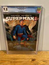 Superman Year One #1 - CGC 9.8 - Frank Miller Story - John Romita Cover - 2019