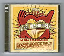 LE BAL DES ENFOIRÉS - 2 CD SET - 2012 - NEUF NEW NEU