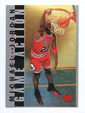 MICHAEL JORDAN 1997-98 Upper Deck Game Action Silver G15 (093/230)