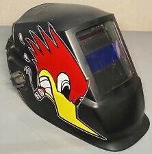 Lincoln Electric Auto Darkening Welding Helmet Shade 11 K3057 1 Solar Powered