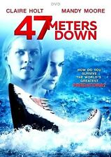 47 Meters Down (DVD 2017)NEW* Horror, Thriller*PRE-ORDER SHIPS ON 09/26/17