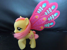 MY LITTLE PONY -G4 FLUTTERSHY III-A GIMMER WING PONY (2012) ITEM NO -#A0047(OR17