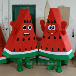 Halloween Fruit Mascot Costume Cosplay Party Clothing Carnival Adults Christmas