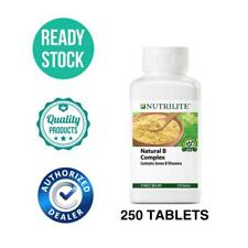 (OFFER) Natural B Complex Nutrilite Amway (250 Tablets)