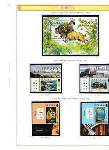 S35060 Jersey 2003 MNH Complete Year Set Year Complete 7 Scans