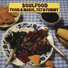 Sven Katmando Christ - Soulfood Food & Music (Vinyl 2xLP - 2013 - EU - Original)
