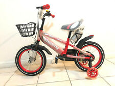 "NEW Sports Bikes 12'' Childrens Bikes Wheel size 12"" Various Colors"