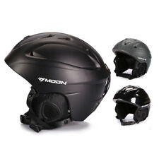 MOON Winter Sport Skiing Helmet Men Women Snowboard Skateboard Ski Safety Helmet