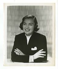 Ella Raines - Film & TV Actress - Original 8x10 Glossy Photograph