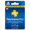 ES PSN 12 Meses PS+ Suscripción PlayStation Plus Tarjeta 365 Días Sony PS4 PS3