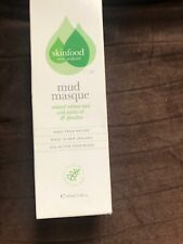 Skinfood Mud Masque With Jojoba And Spirulina