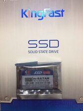 KingFast Mini mSATA  16GB SLC SSD, Industrial, Extended Temp: -20C to +75C