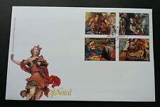 Portugal Natal 2004 Christmas Jesus Festival Celebration (stamp FDC)