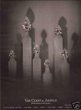 60's Van Cleef & Arpels Ad  1964
