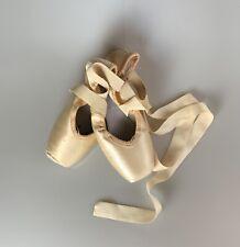 Used pointe shoes - ballet/ballerina decor art supplies craft