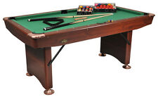 6ft Folding Leg Pool/  Snooker Table - BUFFALO Challenger - Ideal for Home Use