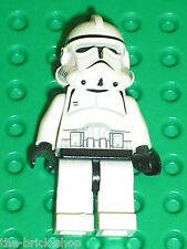 Personnage LEGO STAR WARS minifig clone trooper / set 7655 7261 Clone Turbo Tank