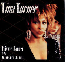 "TINA TURNER PRIVATE DANCER 7"" PIC SLV COMPOSED BY MARK KNOPFLER (DIRE STRAITS)"
