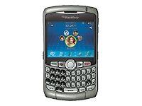 BlackBerry Curve 8320 - Titanium (T-Mobile) Smartphone