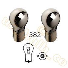 Chrome Front indicador Bombilla Para Bmw Serie 3 Modelos (382 P21W)
