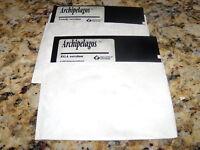 Archipelagos Ega & Tandy (PC) Game 5.25 Inch Floppy Discs