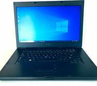 Dell Latitude E6510 15.6in. 512GB SSD - 8GB Ram i7 - 2.8GHz W/ Win 10 pro