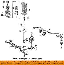 BMW OEM 1995 M3 Front Suspension-Coil Spring 31332227836