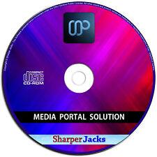 NEW & Fast Ship! Media Portal Advanced media Center - Record Live TV / Movies