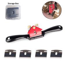 44mm Adjustable Metal Spoke Shave Plane Spokeshave Hand Tool for Woodworking Usa
