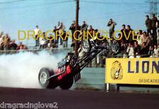 "Tom Hanna 1965 ""SlingShot"" Top Fuel Dragster at ""Lions"" PHOTO!"