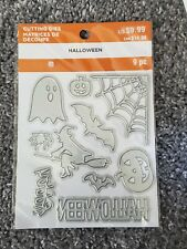 Recollections Halloween Icons Cutting Dies 662001