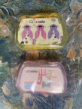 FREE SHIPPING Cute Contact Lens Cases Set Travel Size  2 for $5.99