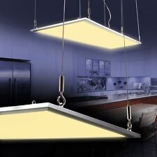 Design LED Panel Hänge Leuchten Büro Arbeits Beleuchtung Wohn Ess Gäste Zimmer